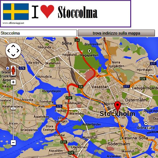 旅遊必備App|Stockolm map LOGO-綠色工廠好玩App