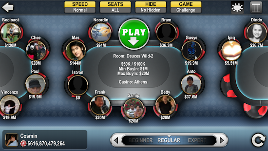 Ultimate Qublix Poker- screenshot thumbnail