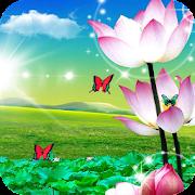 App Lotus Live Wallpaper APK for Windows Phone