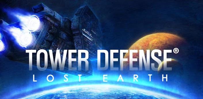 Tower Defense Lost Earth apk