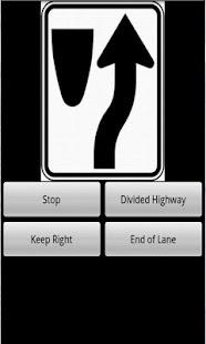 USA Road Sign Test- screenshot thumbnail