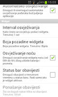Screenshot of HR Vrijeme