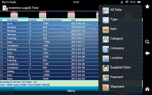 inventory tracker leikir á google play
