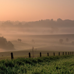 Flemish Ardennes, Belgium by Edzo Boven - Landscapes Sunsets & Sunrises ( 2014, flemish ardennes, pentax k-3, belgium, belgië, landscapes,  )
