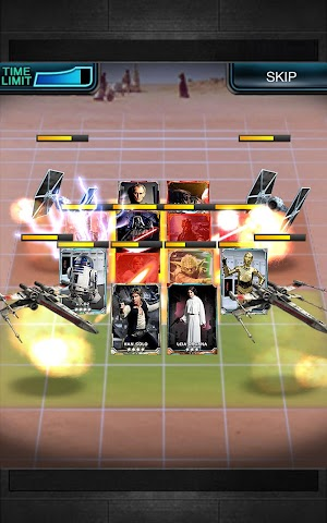android Star Wars Force Collection Screenshot 6