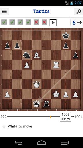 Chess - play, train & watch  screenshots 1