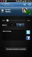 Screenshot of Karaoke By PureSolo