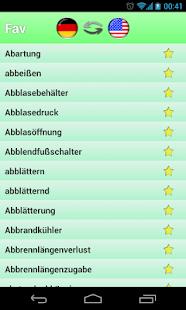 免費教育App|英語-德語詞典|阿達玩APP