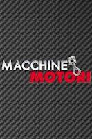 Screenshot of MacchineMotori