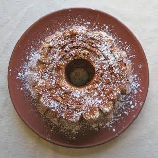 Pumpkin Spice Bundt Cake.