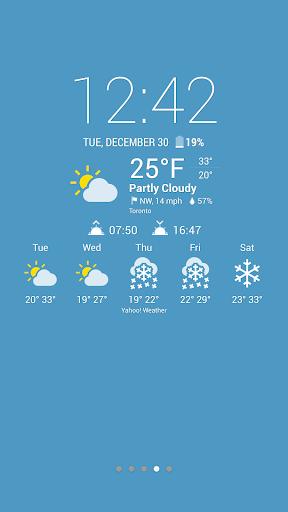 Chronus: ICOLOR Weather Icons