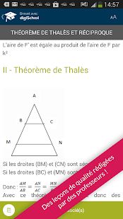 Brevet des collèges 2014 - screenshot thumbnail