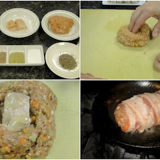 How To Make Foie Gras–Stuffed Veal Meatloaf