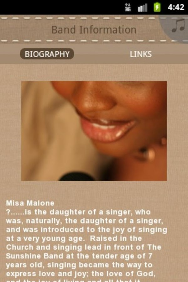 Misa Malone - screenshot