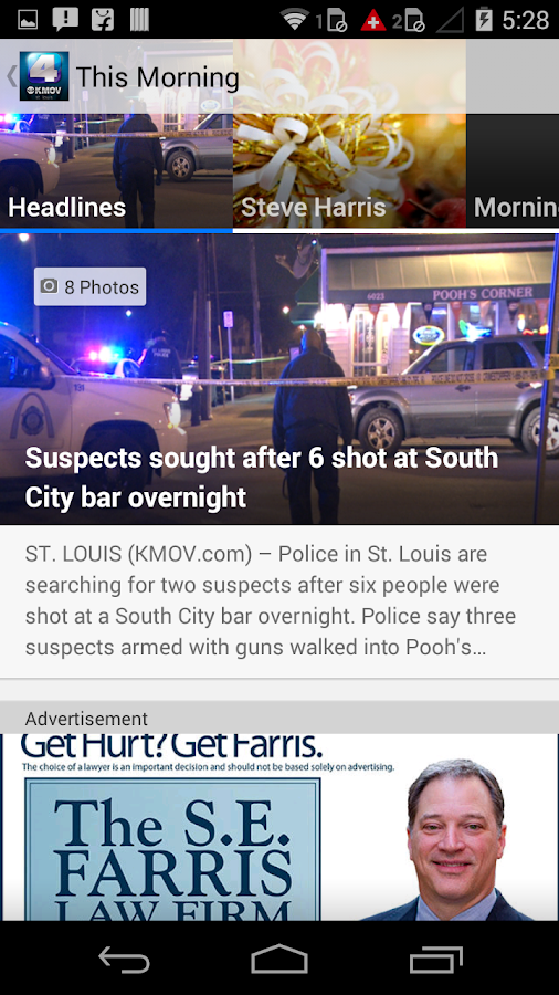KMOV St. Louis - screenshot