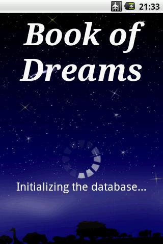 Book of Dreams dictionary Pro