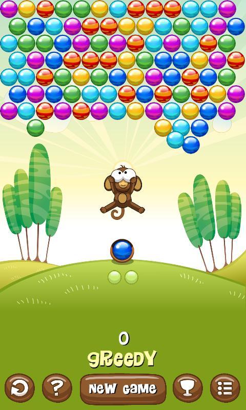 Bubble Monkey- screenshot