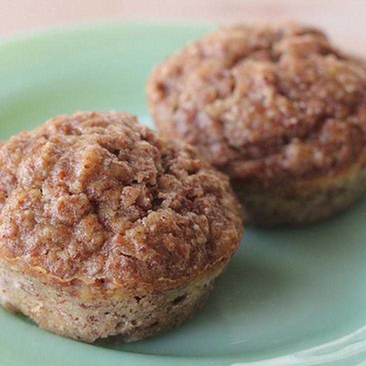 Almond Flour Banana Muffin Recipe