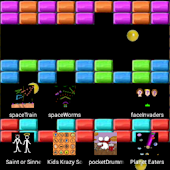 New Year Arkanoid