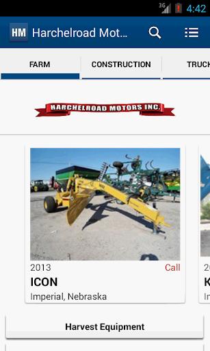 Harchelroad Motors Ag