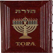 Five Books of Moses Torah book