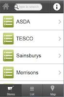 Screenshot of Superstores Locator Pro