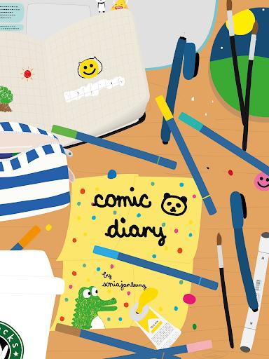 comic diary
