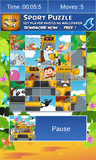 Animals Tile Puzzle  u2665 2.1 screenshots 8