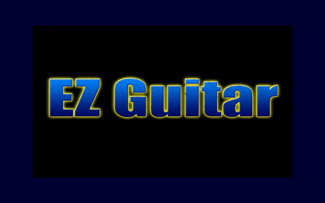 ★ EZ Guitar Tablet ★ - screenshot