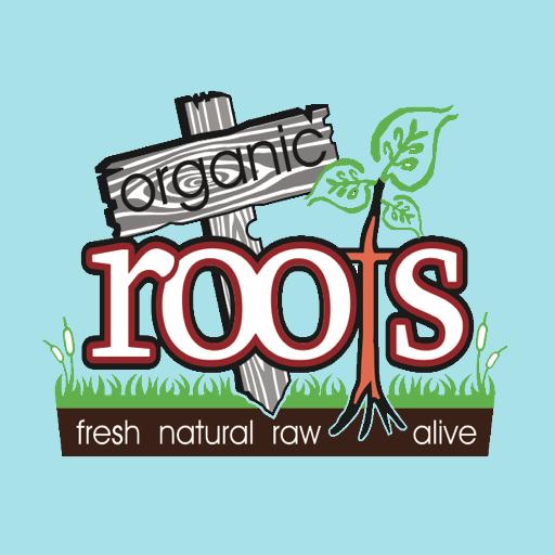 Organic Roots LOGO-APP點子
