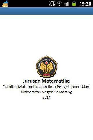 Profil Jurusan Matematika