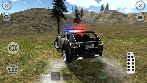 【免費模擬App】Mountain SUV Police Car-APP點子