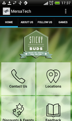 Sticky Buds Dispensary MMD