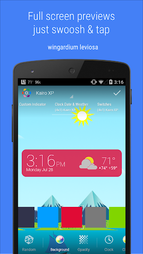 HD Widgets  screenshots 2