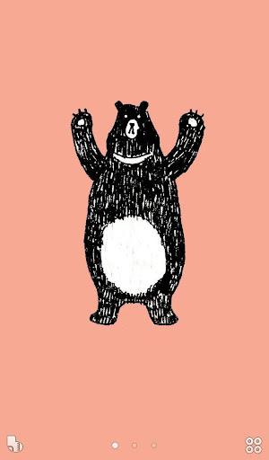 かわいいシロクマ大変身【壁紙 無料きせかえ】buzzHOME|玩個人化App免費|玩APPs
