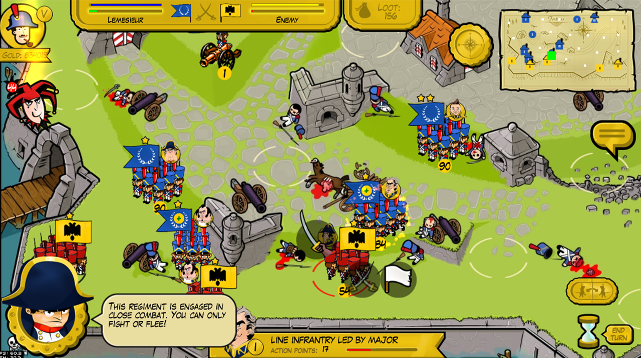 Rounded Strategy- screenshot