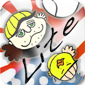 野球英語辞典 Lite logo