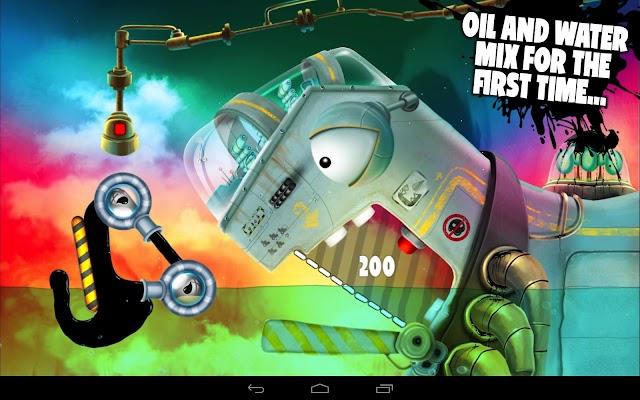 Feed Me Oil 2 - Screenshot