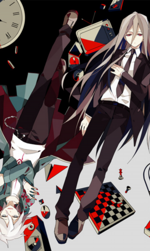 download the danganronpa live wallpaper android apps on nonesearch com