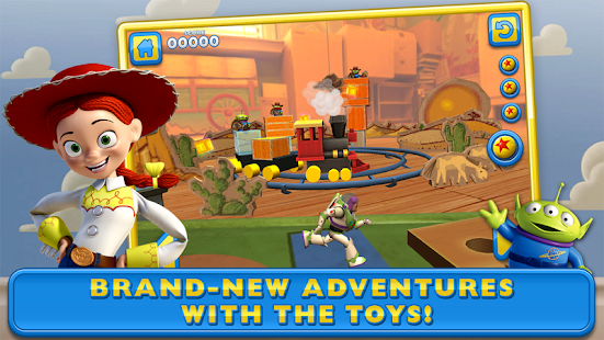 Toy Story: Smash It! FREE - screenshot thumbnail