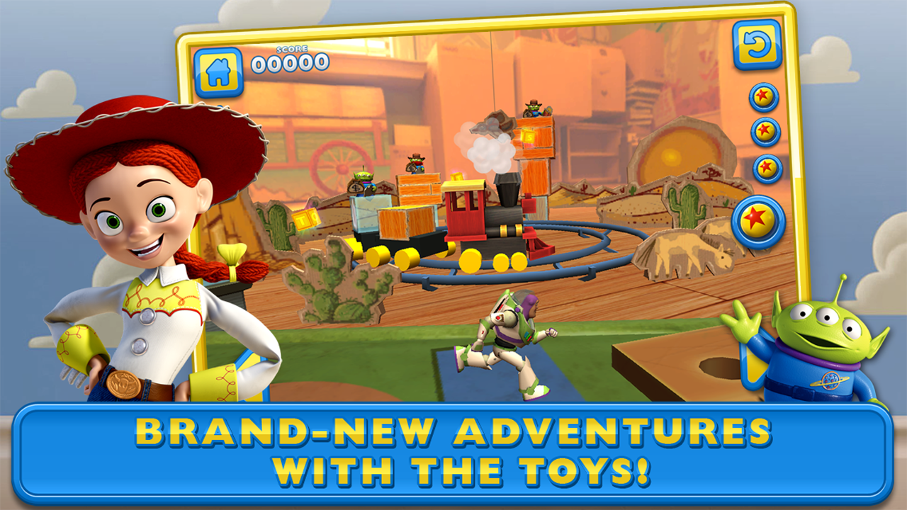 Toy Story: Smash It! FREE - screenshot