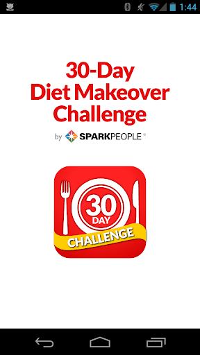 30-Day Diet Makeover Challenge