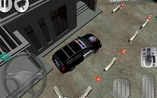 3D Police Car Parking 1.4 screenshots 2