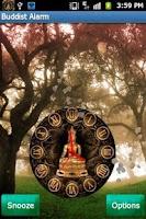 Screenshot of Buddhist Alarm Clock