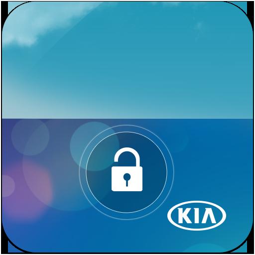 生產應用必備App|Photo Frame - KIA Lock Screen LOGO-綠色工廠好玩App