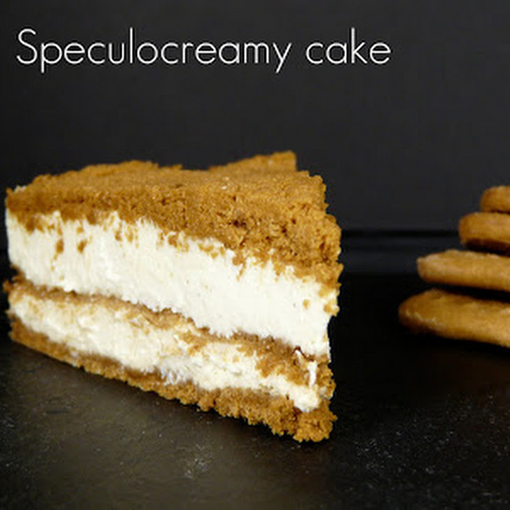No-Bake Cheescake with Speculoos Cookie Crust Recipe