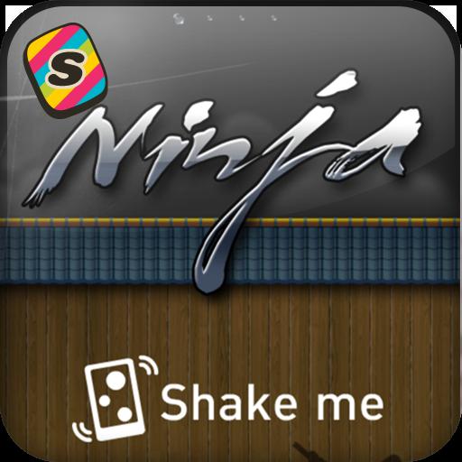 [Shake] 忍者ゲー wallpaper 生產應用 App LOGO-APP試玩