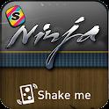 [Shake] 忍者ゲー wallpaper icon
