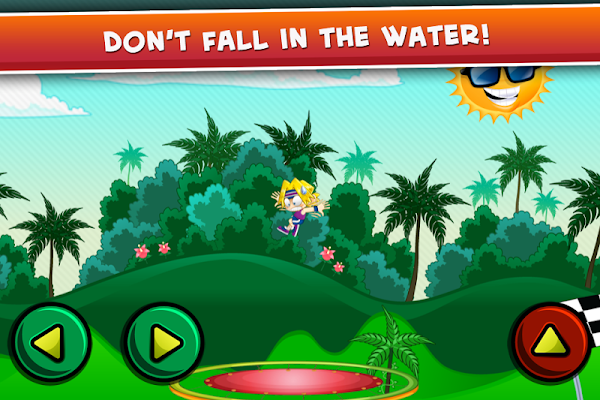 All Stars Obstacle Course - screenshot