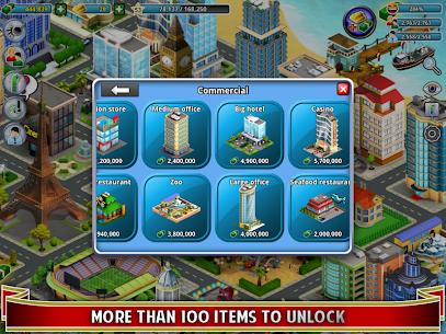 City Island Builder Tycoon MOD (Unlimited Money) 9